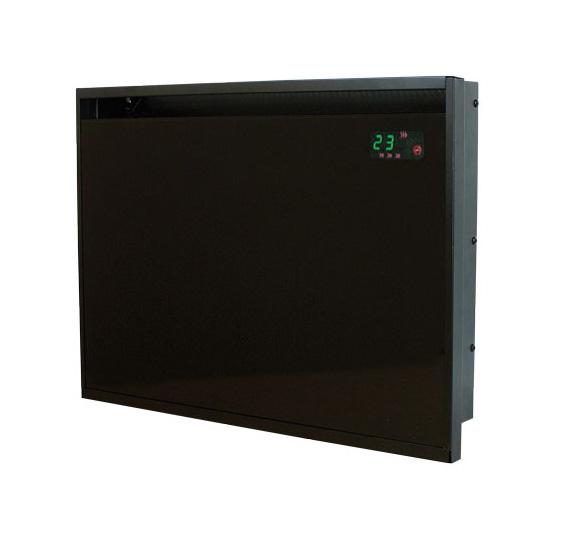 Drexon convecteur rayonnant fa ade verre drexon radiateur lectrique chauffage lectrique for Radiateur electrique verre