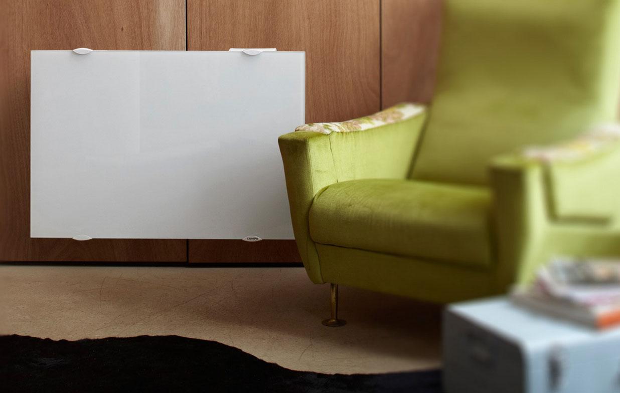 radiateur campaver. Black Bedroom Furniture Sets. Home Design Ideas