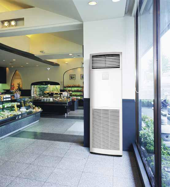 daikin pompe chaleur air air console carross e fvq71c. Black Bedroom Furniture Sets. Home Design Ideas
