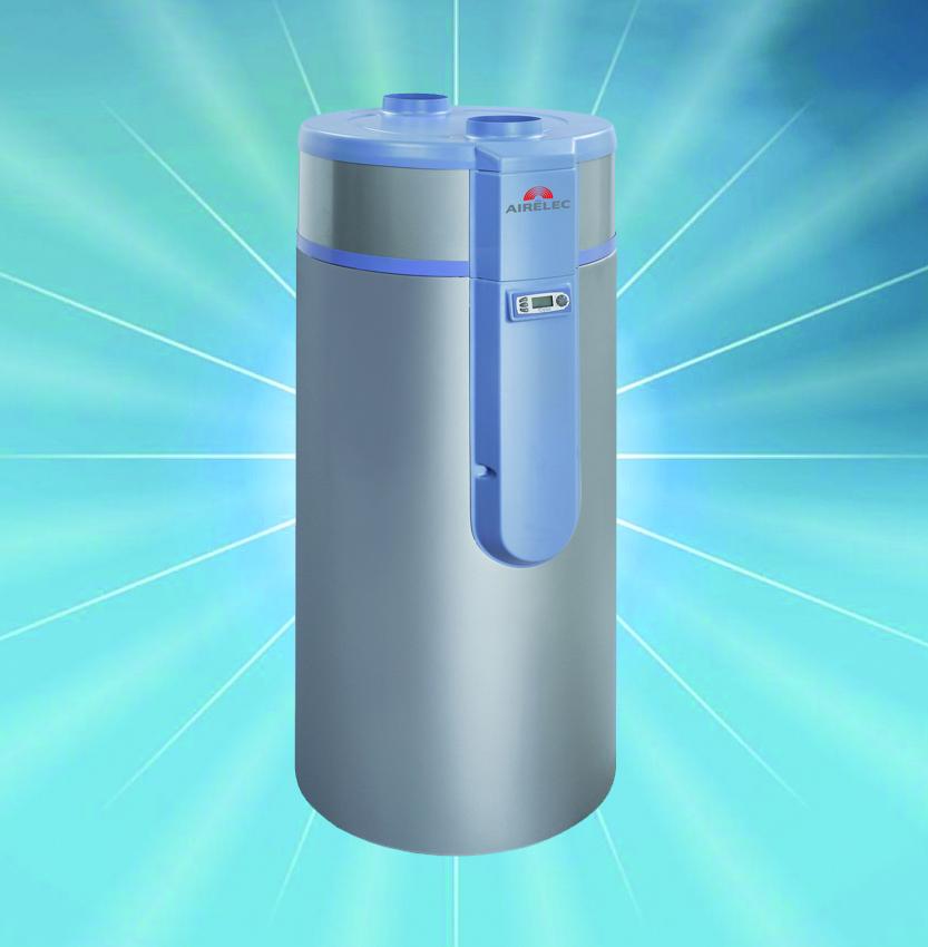air lec cylia air chauffe eau thermodynamique 300l air lec radiateur lectrique chauffage. Black Bedroom Furniture Sets. Home Design Ideas