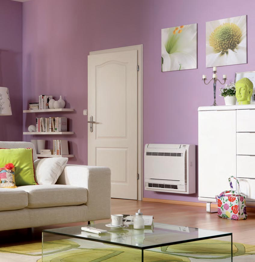 daikin console double flux pompes chaleur air air. Black Bedroom Furniture Sets. Home Design Ideas