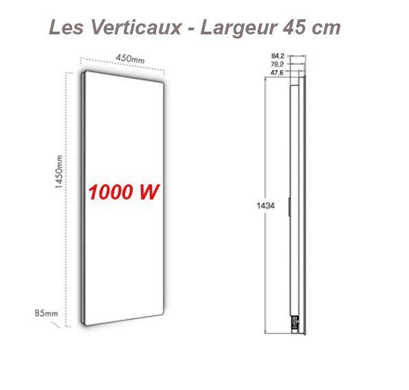 fondis solaris evolution vertical largeur 45 cm avec r cepteur radio 868 mhz fondis. Black Bedroom Furniture Sets. Home Design Ideas