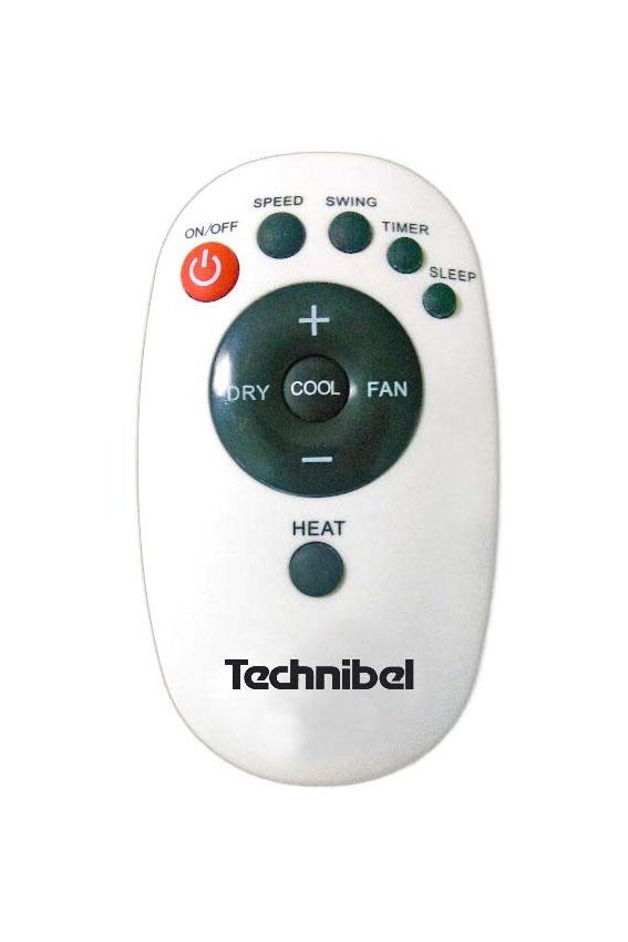 Technibel climatiseur mobile softy softy plus technibel radiateur lectrique chauffage - Clim mobile reversible ...