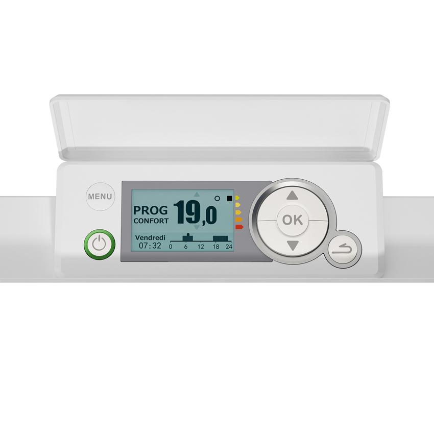 thermor kenya 3 radiateur intelligent et connect. Black Bedroom Furniture Sets. Home Design Ideas