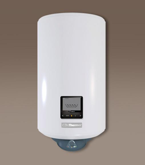 thermor visualis chauffe eau lectrique aci hybride vertical thermor radiateur lectrique. Black Bedroom Furniture Sets. Home Design Ideas